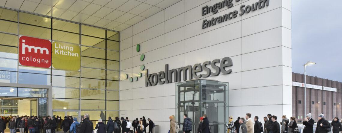 Imm Cologne South Entrance