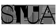 Stua Logo White