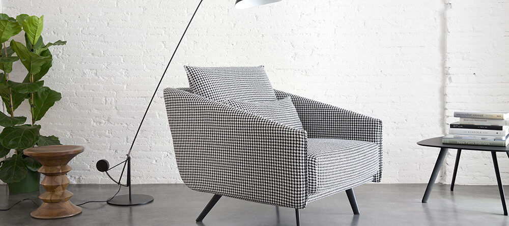Stua Costura Armchair In Mambo 260 Fabric