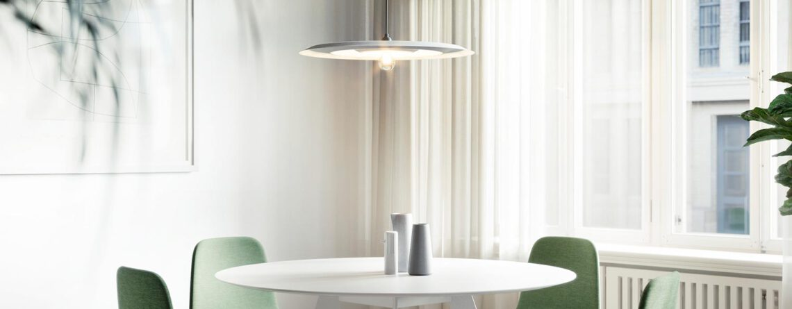 Treku Bisell Chair Fusion Crevin Green With Moss Green Lacquered Metal Legs With A Treku Round Aise Table In White Fenix Top White Lacquered Legs